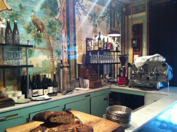 Vivant Table, Paris