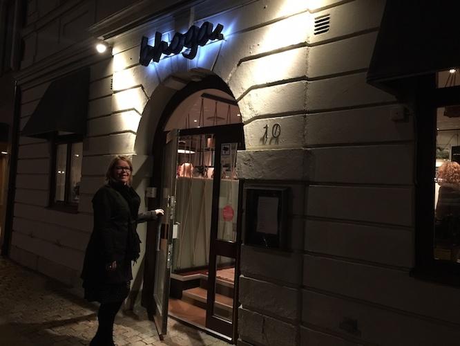 Restaurant Bhoga, Stockholm