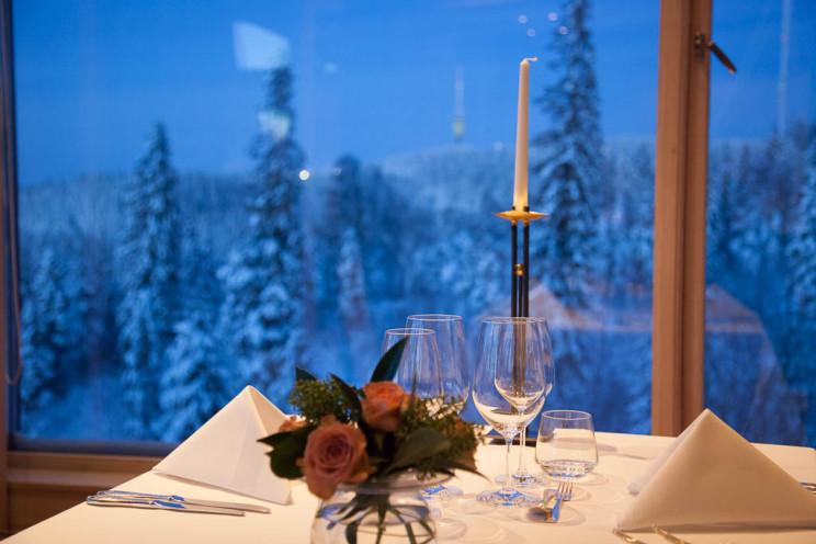 Lysebu hotel, Oslo, Norway